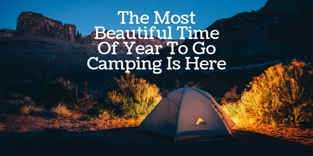 October is arguably the best time of year to go camping in San Antonio. The weather is pristine, fall is settling in. Here our our top 7 camping trips to take this October.