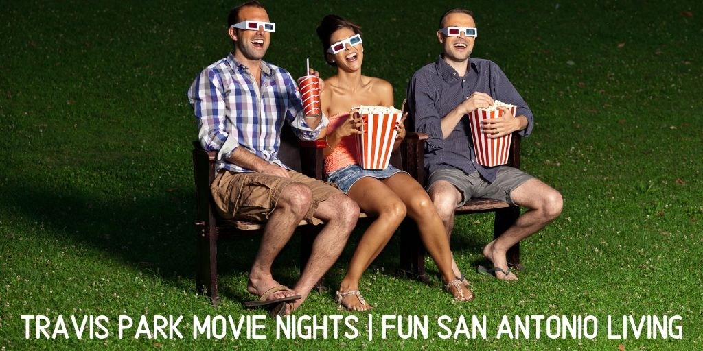 If you're searching for free fun for the whole family this summer, head to Travis Park and take advantage of their giant outdoor movie screen. They show movies by moonlight every Tuesday this month! San Antonio living has never been more fun for the whole family.