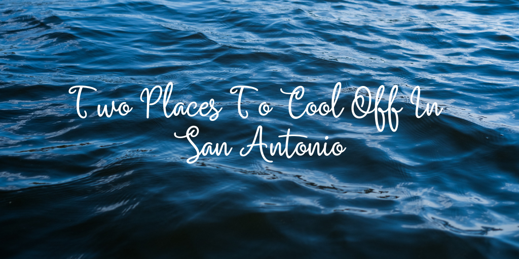 These are two of our favorite places to cool off in San Antonio. It's soon Fall but that doesn't mean that the heat will break anytime soon! Use these spots to make the most of these last long, warm, days and nights!